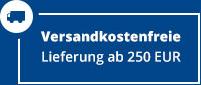[] Versandkostenfreie Lieferung ab 250 €